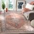 دکتر فرش - فرش وینتیج - فرش وینتیج محتشم مدل 100625 رنگ زرشکی فرش وینتیج 1