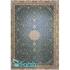 دکتر فرش - 1200 شانه اکریلیک - فرش 1200 شانه قیطران طرح شکوه رنگ آبی شکوه؛ طرحی جدید از قیطران 1