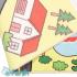 دکتر فرش - فرش کودک - فرش کودک محتشم مدل 100241 فرش کودک 1