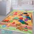 دکتر فرش - فرش کودک - فرش کودک محتشم مدل 100246 فرش کودک 1