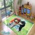 دکتر فرش - فرش کودک - فرش کودک محتشم مدل 100250 فرش کودک 1