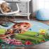 دکتر فرش - فرش کودک - فرش کودک محتشم مدل 100260 فرش کودک 1