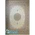 دکتر فرش - 1200 شانه اکریلیک - فرش 1200 شانه قیطران طرح مهرخ رنگ کرم مهرخ؛ طرحی جدید از قیطران 1