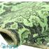 دکتر فرش - فرش چهل تکه - فرش چهل تکه محتشم مدل 100507 رنگ سبز فرش چهل تکه 1