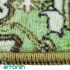 دکتر فرش - فرش چهل تکه - فرش چهل تکه محتشم مدل 100509 رنگ سبز فرش چهل تکه 1