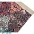 دکتر فرش - فرش چهل تکه - فرش چهل تکه محتشم مدل 100509 رنگ صورتی فرش چهل تکه 1