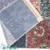 دکتر فرش - فرش چهل تکه - فرش چهل تکه محتشم مدل 100511 چند رنگ فرش چهل تکه 1