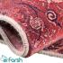 دکتر فرش - فرش چهل تکه - فرش چهل تکه محتشم مدل 100511 رنگ قرمز فرش چهل تکه 1