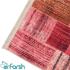 دکتر فرش - فرش چهل تکه - فرش چهل تکه محتشم مدل 100512 رنگ قرمز فرش چهل تکه 1