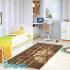 دکتر فرش - فرش کودک - فرش کودک محتشم مدل 100206 فرش کودک 1