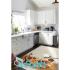 دکتر فرش - فرش آشپزخانه - فرش آشپزخانه محشتم مدل 100465 فرش آشپزخانه 1
