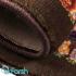 دکتر فرش - فرش اصیل - فرش اصیل محتشم مدل 100903 رنگ قهوه ای فرش اصیل 1