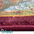 دکتر فرش - فرش اصیل - فرش اصیل محتشم مدل 100905 رنگ شرابی فرش اصیل 1