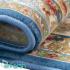 دکتر فرش - فرش اصیل - فرش اصیل محتشم مدل 100906 رنگ آبی فرش اصیل 1