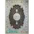 دکتر فرش - 1500 شانه - فرش 1500 شانه قیطران طرح سلطان رنگ قهوه ای سلطان؛ طرحی جدید از قیطران - تصویر کوچک