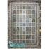 دکتر فرش - 1500 شانه - فرش 1500 شانه قیطران طرح مهرو رنگ کرم مهرو؛ طرحی جدید از قیطران - تصویر کوچک