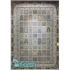 دکتر فرش - 1500 شانه - فرش 1500 شانه قیطران طرح مهرو رنگ نسکافه ای مهرو؛ طرحی جدید از قیطران - تصویر کوچک