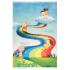 دکتر فرش - فرش کودک - فرش کودک محتشم مدل 100247 فرش کودک - تصویر کوچک