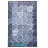 دکتر فرش - فرش چهل تکه - فرش چهل تکه محتشم مدل 100507 رنگ آبی فرش چهل تکه - تصویر کوچک
