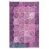 دکتر فرش - فرش چهل تکه - فرش چهل تکه محتشم مدل 100507 رنگ بنفش فرش چهل تکه - تصویر کوچک