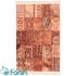 دکتر فرش - فرش چهل تکه - فرش چهل تکه محتشم مدل 100508 رنگ قهوه ای فرش چهل تکه - تصویر کوچک