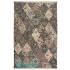دکتر فرش - فرش چهل تکه - فرش چهل تکه محتشم مدل 100509 قهوه ای فرش چهل تکه - تصویر کوچک