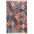 دکتر فرش - فرش چهل تکه - فرش چهل تکه محتشم مدل 100509 رنگ صورتی فرش چهل تکه - تصویر کوچک