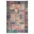 دکتر فرش - فرش چهل تکه - فرش چهل تکه محتشم مدل 100511 چند رنگ فرش چهل تکه - تصویر کوچک
