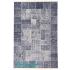دکتر فرش - فرش چهل تکه - فرش چهل تکه محتشم مدل 100511 رنگ خاکستری فرش چهل تکه - تصویر کوچک