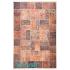 دکتر فرش - فرش چهل تکه - فرش چهل تکه محتشم مدل 100511 رنگ نارنجی فرش چهل تکه - تصویر کوچک