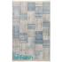دکتر فرش - فرش چهل تکه - فرش چهل تکه محتشم مدل 100512 رنگ خاکستری فرش چهل تکه - تصویر کوچک
