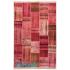 دکتر فرش - فرش چهل تکه - فرش چهل تکه محتشم مدل 100512 رنگ قرمز فرش چهل تکه - تصویر کوچک